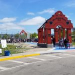 Entrance to Miracle League